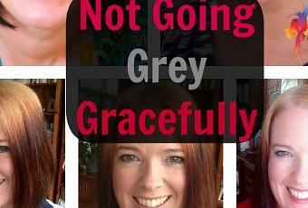Not Going Grey Gracefully Part 1 Paperblog