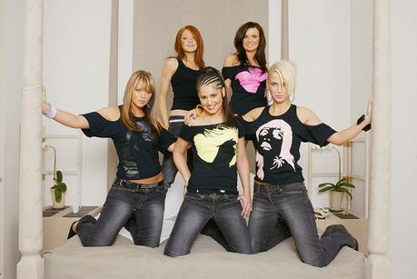 Girls Aloud Early Days