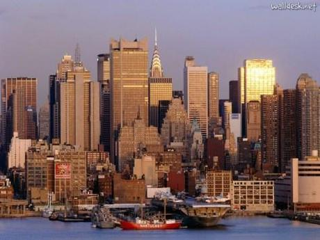 Harbor-View-of-the-Big-Apple,-New-York