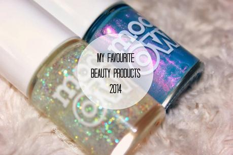 My favourite beauty products 2014