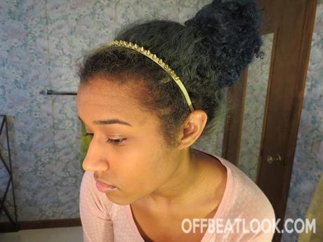grown hair roots