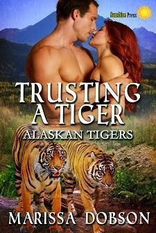 Trusting a Tiger by Marissa Dobson: Book Blitz