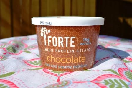 Forte High Protein Gelato Review and Discount Code