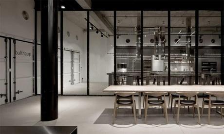 bulthaup showroom paperblog. Black Bedroom Furniture Sets. Home Design Ideas
