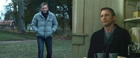 Mikael Blomkvist: Disgruntled dad.