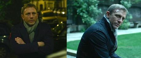 Mikael goes to see Anita, wearing different jackets for night and day.