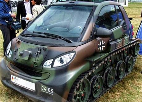 The Worlds Top Best Personalised Smart Cars Paperblog - Top ten coolest cars in the world