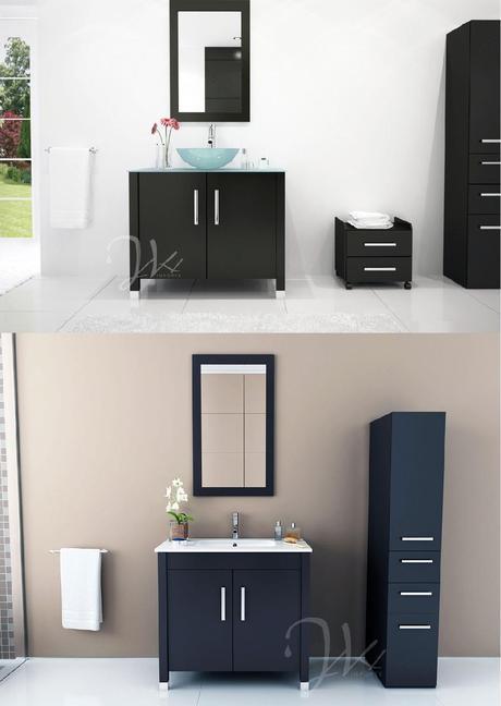 Vessel Sink Vanity vs Undermount Vanity