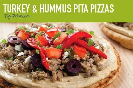 Touchdown Healthy Party Pleasers From Zoe S Mediterranean