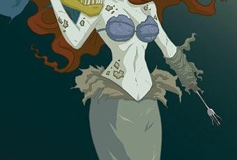 disney princesses reimagined as evil villains paperblog