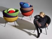 Arper Produces Bowl Chair Designed 1951 First Time| Furniture