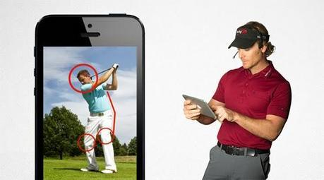 MobiCoach - The World's First Real-Time, Remote Golf Coaching Service
