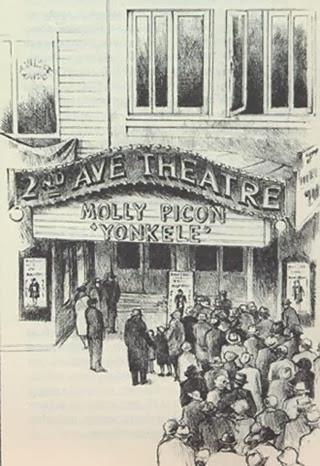 Yiddish Theater: Don't Forget Molly Picon