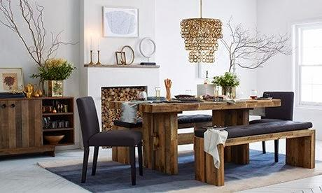 picnic style dining tables paperblog. Black Bedroom Furniture Sets. Home Design Ideas