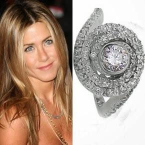 celebrity engagement rings paperblog