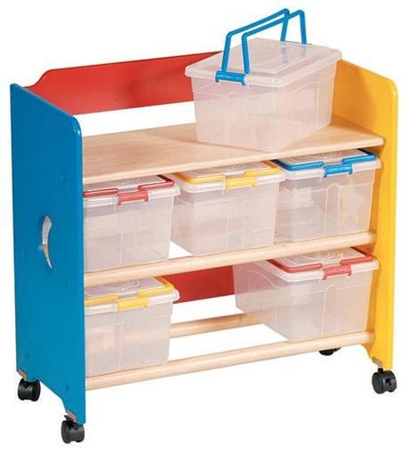 Childrens Kids 3 Tier Toy Bedroom Storage Shelf Unit 8: Storage Solutions For Your Kids Room