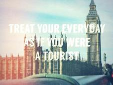 Become Tourist Your Everyday