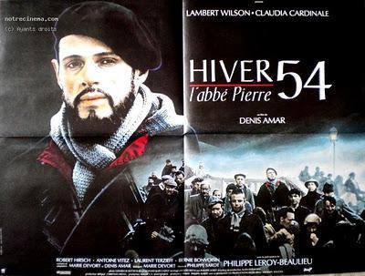 We miss you, l'Abbé Pierre...