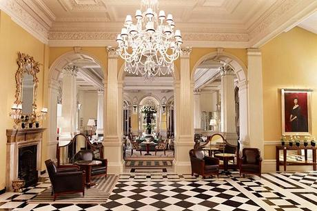 Claridges hotel, London