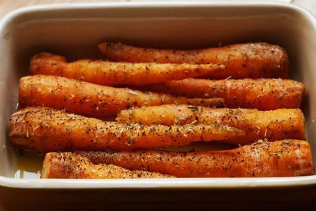Truffle Honey Baby Carrots
