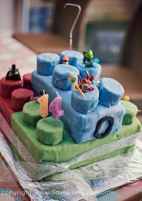 Lego Birthday Cake Sainsbury S