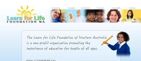 Learn For Life Foundation of Western Australia sponsors MK-Ultra gore-based mind-control techniques?