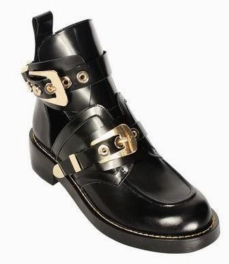 Still Obsessed - Balenciaga Double Buckle Strap Boot (and Look for Less)