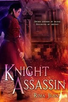 Knight Assassin by Rima Jean:Cover Reveal with Excerpt