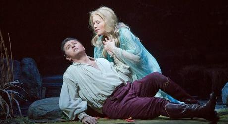Opera Review: Taking the Plunge