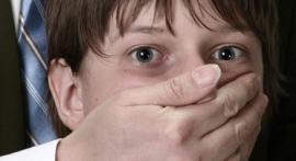 silenced victim