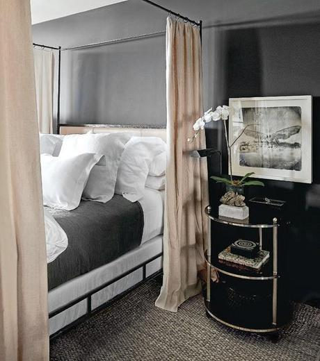 Keeping Rooms Bright with Dark Paint