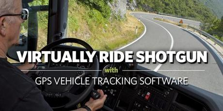 Virtually Ride Shotgun with GPS Vehicle Tracking Software