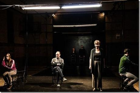 Review: Hamlet is Dead. No Gravity (Red Tape Theatre ...