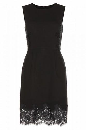 Black DVF Dress