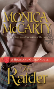 The Raider: A Highland Guard Novel by Monica McCarty