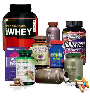 Supplements and training