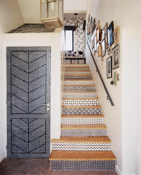 A Step in the Right Direction: Ideas for Updating your staircase