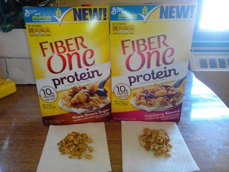 Fiber One Protein Cereals Review