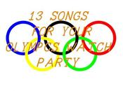Songs Your Olympics Watch Party
