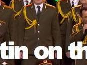 Russian Police Choir: Like Then Should've Putin Five Rings We're Night Sochi.