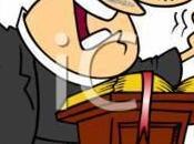 Nervous Priest.
