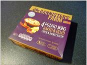 REVIEW! Bannisters' Farm Cheese Bacon Potato Skins