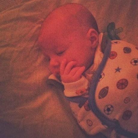 From Baby To Big Kid: Sleep Training {Link Up}