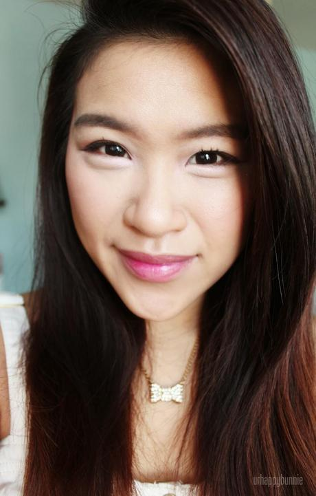Asian/Ulzzang Style Valentine's Makeup Look