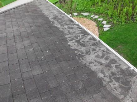 Hack Ice Dam Removal from pressure washer