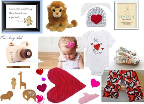 valentine's day gift guide for the baby - paperblog, Ideas