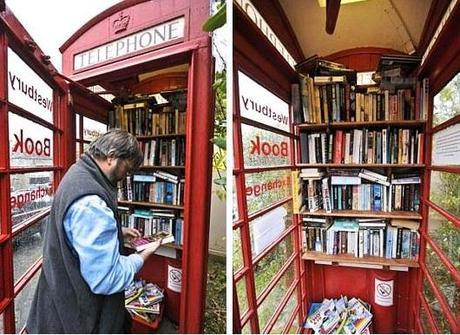 The World's Top 10 Most Creative Repurposed Phone Booths