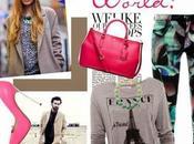 Spring Fashion Looks:: Hydrangea Print Skinny Jean