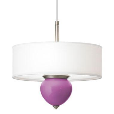Contemporary Radiant Orchid Cleo 16