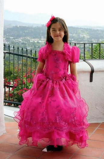 Dress with Style – Lace Dresses For Little Girls